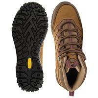 K-Way Women's Strata Boot -  taupe-burgundy