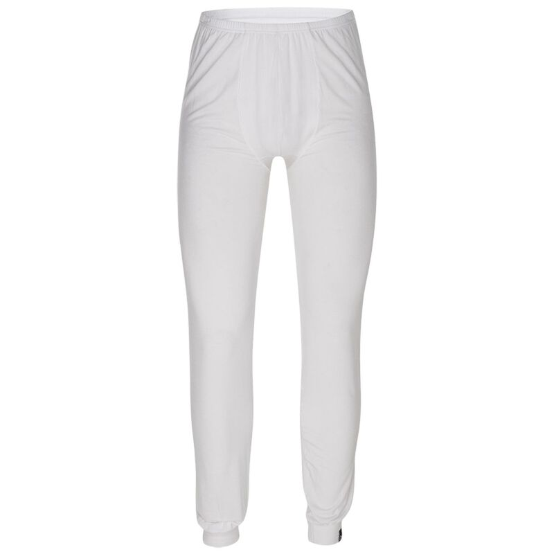 K-Way Men's Beechwood Modal Long John -  white
