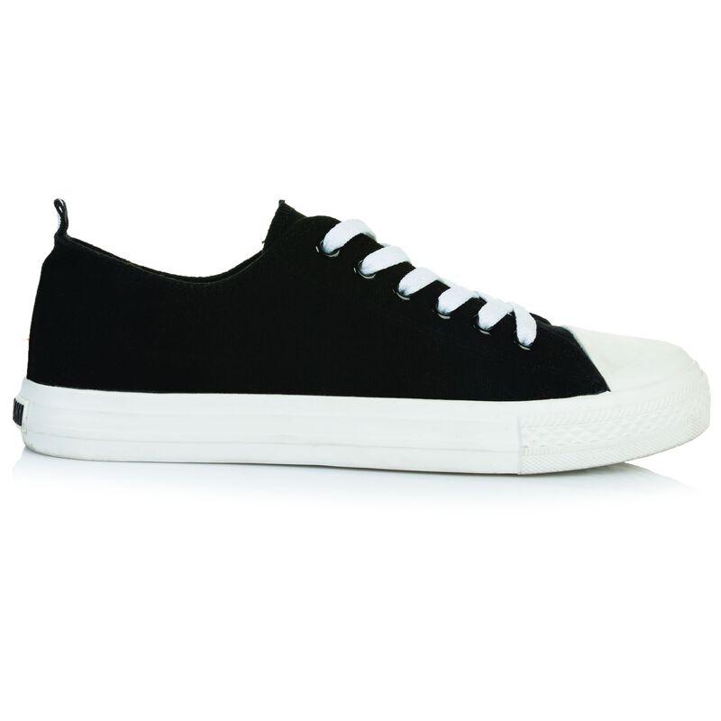 Old Khaki Ladies Maxine Sneaker -  black