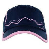 K-Way Kids Mountain Peak Cap -  navy-pink