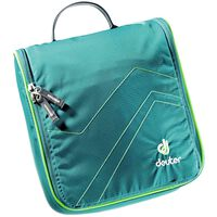 Deuter Wash Center II Pouch -  turquoise-green