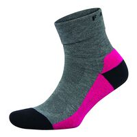 Falke Women's Drynamix Hiker Sock -  grey-pink