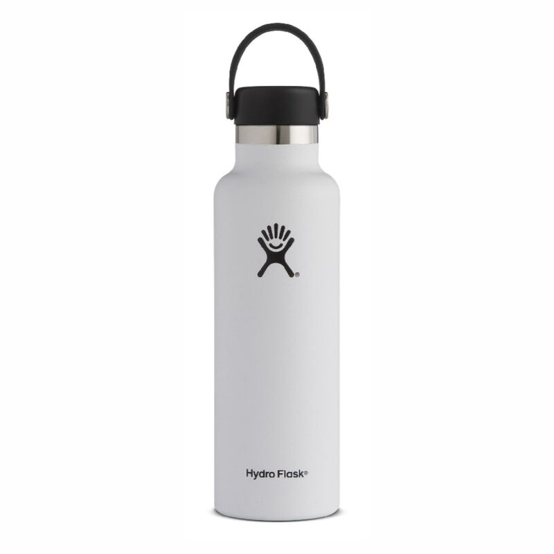 Hydro Flask 621 ml Standard Mouth -  white