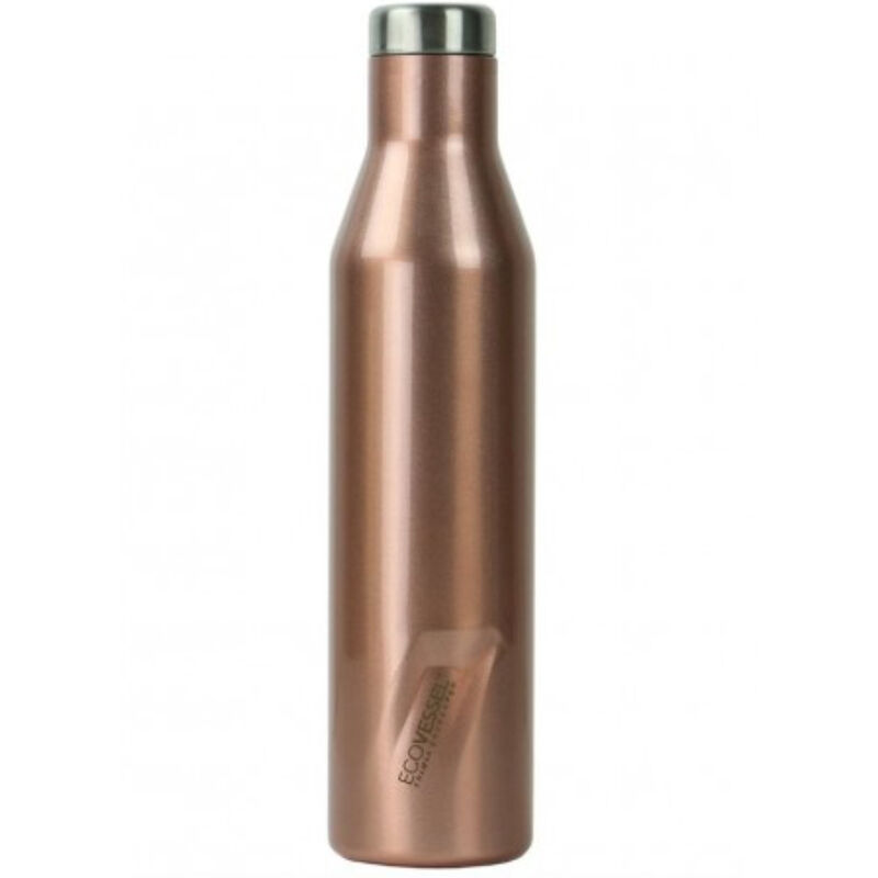 Ecovessel 750ml Aspen Flask -  rose