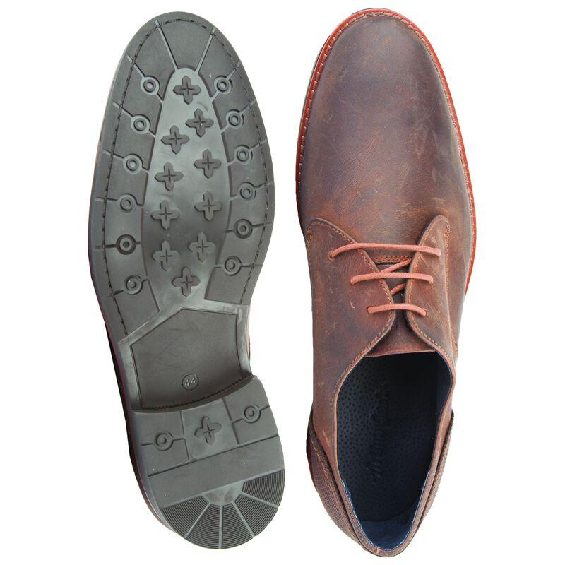 Arthur Jack Men's  Rufus Shoe -  tan