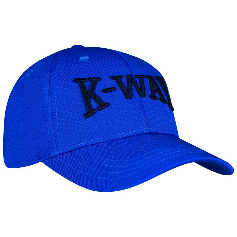 K-Way Men's Duncan Peak Cap -  blue