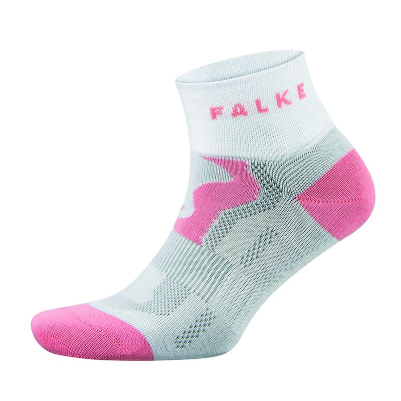 Falke Unisex Drynamix Running Sock -  coral