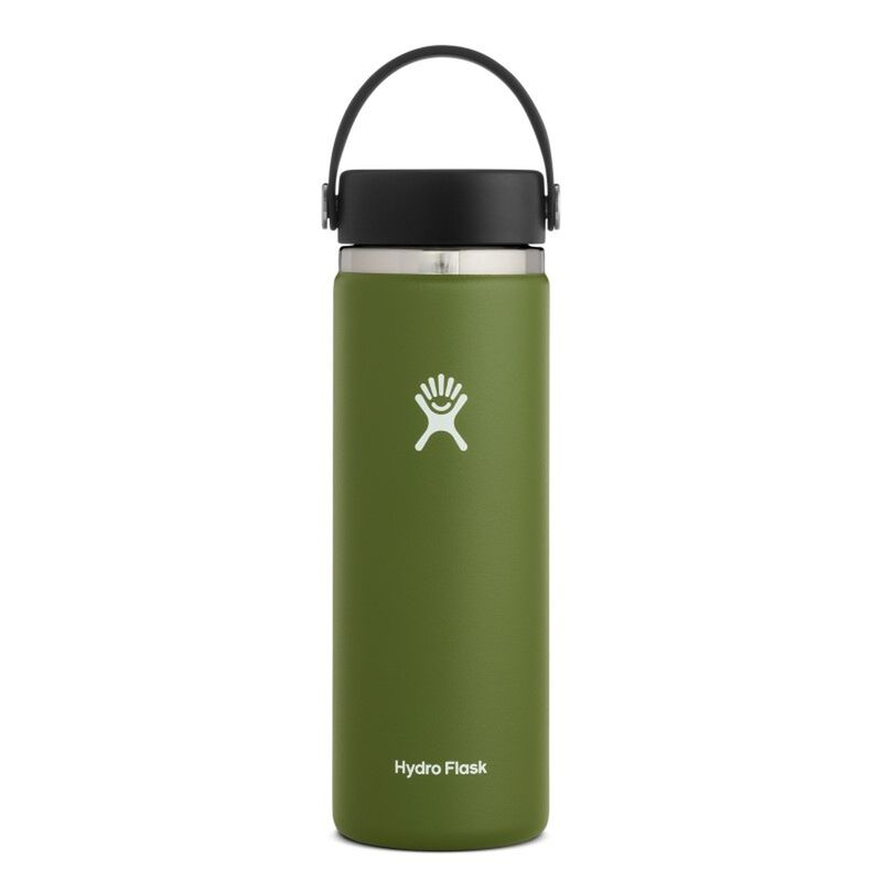 Hydroflask 591ml Wid -  olive