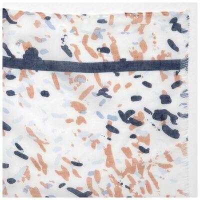 Rare Earth Women's Joanna Painted Dot Scarf