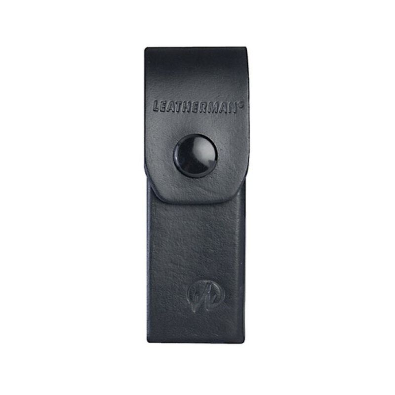 Leatherman Wave Leather  Pouch -  black