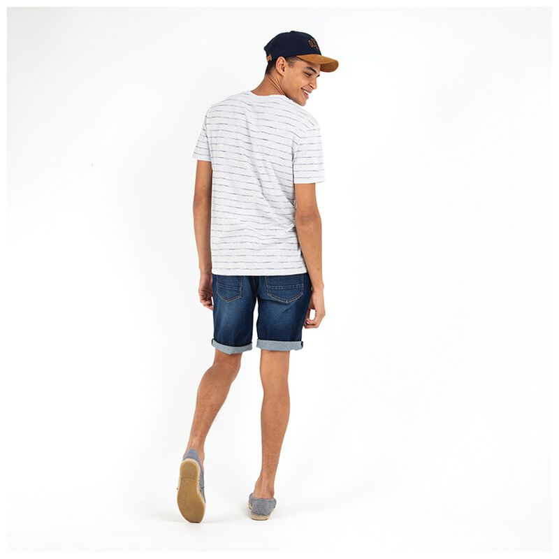 Old Khaki Men's Klay T-Shirt -  milk-blue