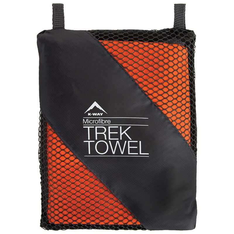 K-Way Towel XXL -  orange