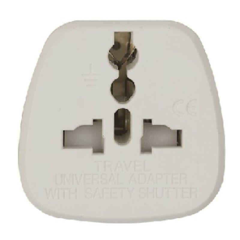 Trav US Adaptor Plug -  nocolour