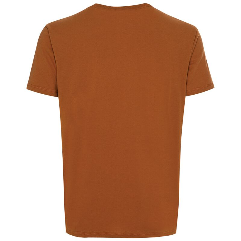 K-Way Men's Experience S19.2 T-Shirt -  mustard
