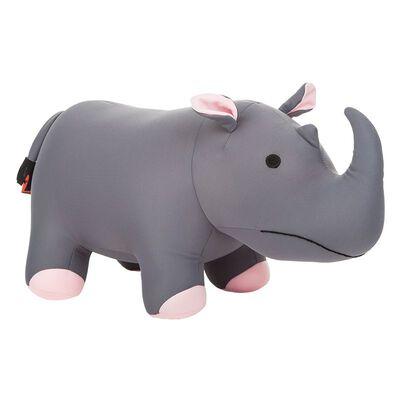 Cuddlebug Rhino Kids Travel Pillow