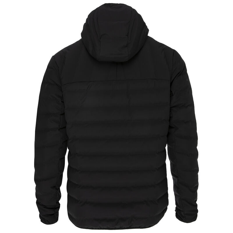 K-Way Men's Harlow Down Jacket  -  graphite