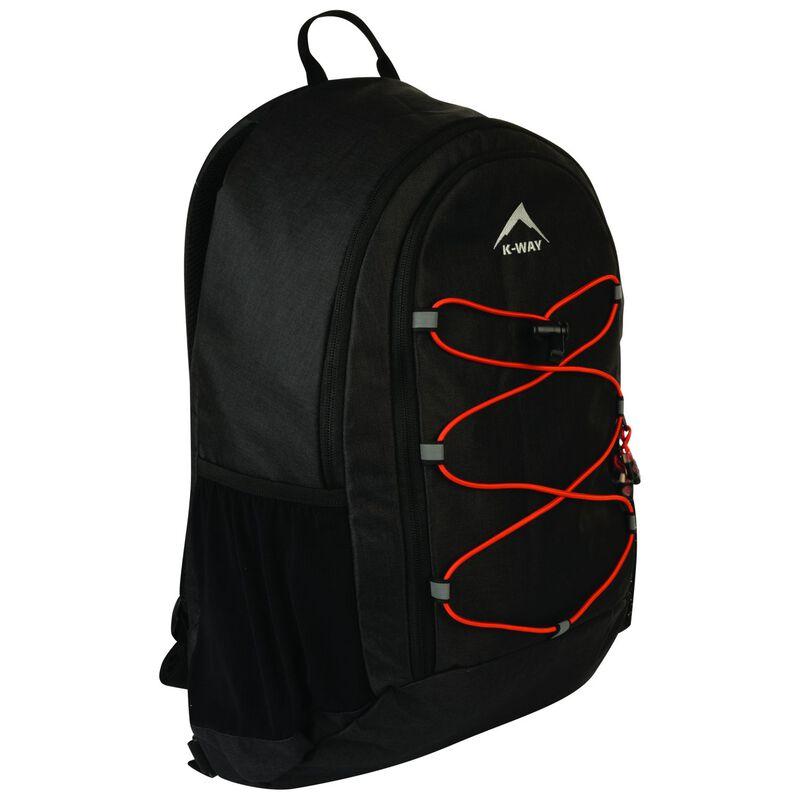 K-Way Commute '19 Backpack -  black