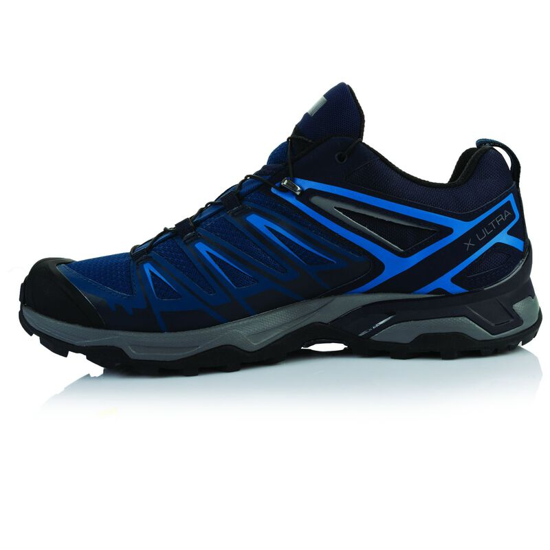 Salomon Men's X Ultra 3 Shoe -  blue-seablue