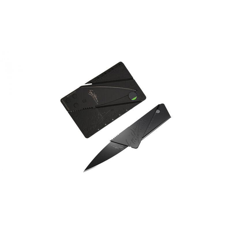 Iain Sinclair Card Sharp 2 Folding Knife -  black