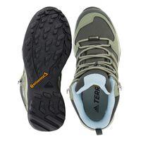 Adidas Women's Swift R2 GTX Mid Boot -  olive-black