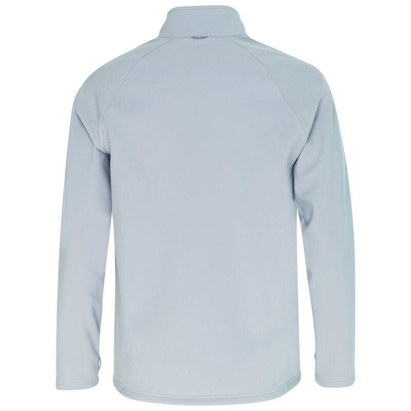K-Way Men's Felixx Softshell Jacket -  silvergrey