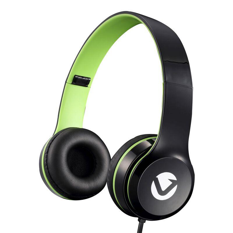 Volkano Nova Headphones -  green