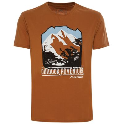 K-Way Men's Experience S19.2 T-Shirt