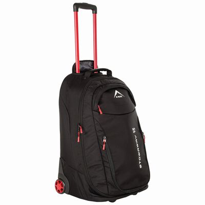 K-Way Stowaway 95L Roller Luggage Bag