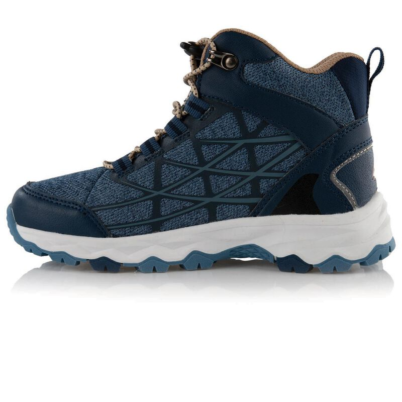 K-Way Kids Condor Boot  -  blue-taupe
