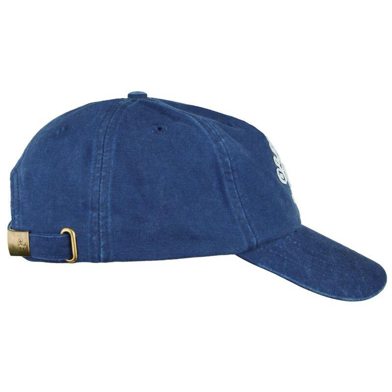 Old Khaki Gavin Branded Peak Cap -  navy-navy