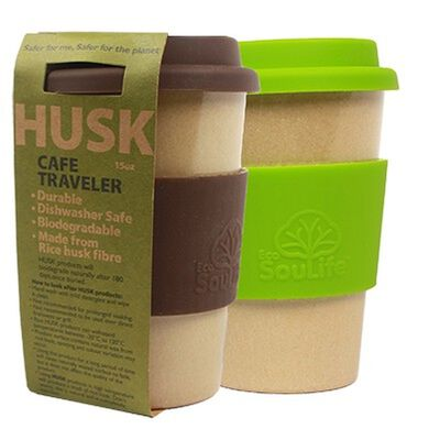 EcoSoulife Husk Cafe Traveler