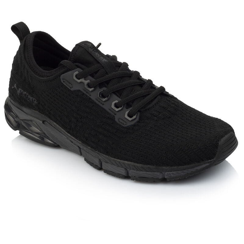 K-Way Men's Flex Lite Shoe -  black-black