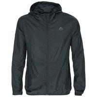 K-Way Men's Explorer Traveller Jacket  -  graphite