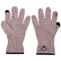 K-Way Unisex Touch Kinzer '18 Gloves -  dustypink-lightpink