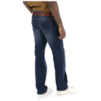 Old Khaki Men's Jordy Regular Straight Denims -  midblue
