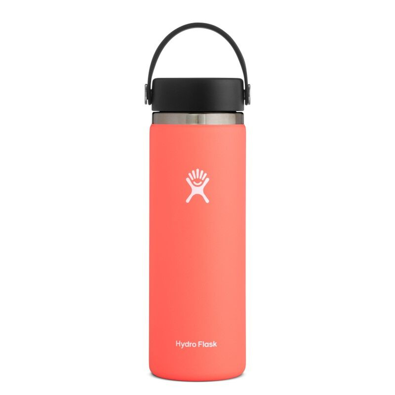 Hydroflask 591ml Wide Mouth -  coral