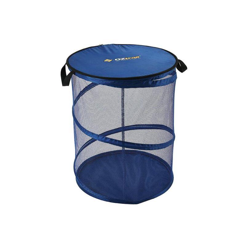 OZtrail Collapsible Storage Bin 100L -  blue