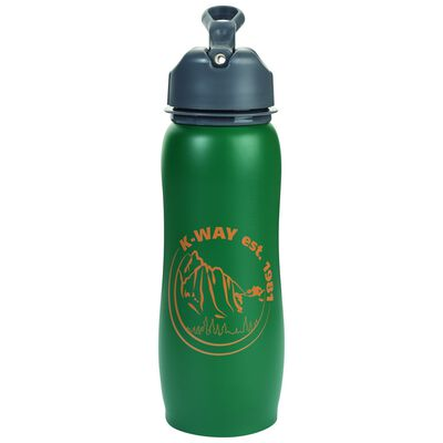 K-Way Explore Stainless Steel 750ml Bottle