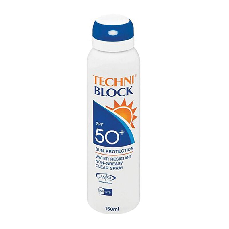Techni SPF50 150ml -  nocolour