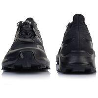 Salomon Men's Supercross Blast Shoe -  black-black