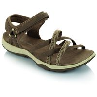 K-Way Women's Exhale Sandal -  stone-cream