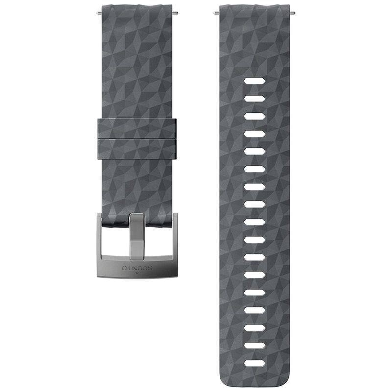 Suunto 24 mm Explore 1 Silicon Strap -  graphite