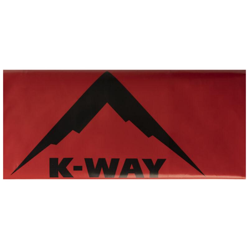 K-Way Survival Bag -  red-red