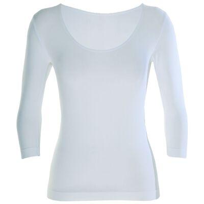Boody Women's 3/4 Sleeve Scoop Top