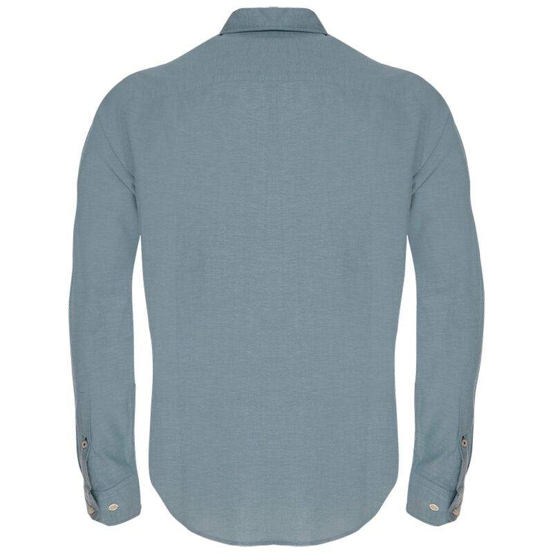 Old Khaki Men's Hunter Regular Fit Shirt  -  teal