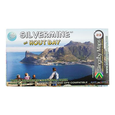 Slingsby Maps Silvermine and Hout Bay