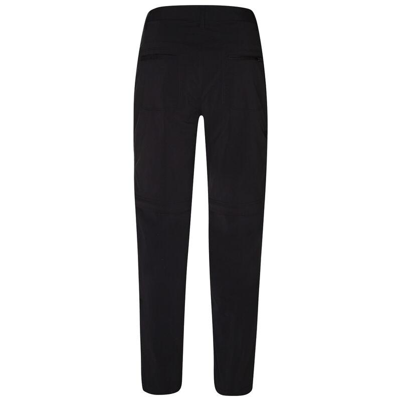 Rare Earth Women's Kylie Zip-Off Pants -  black