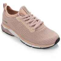 K-Way Women's Flex Lite 2 Shoe  -  dustypink-white