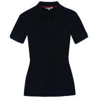 Old Khaki Women's Eve Golfer  -  navy-red