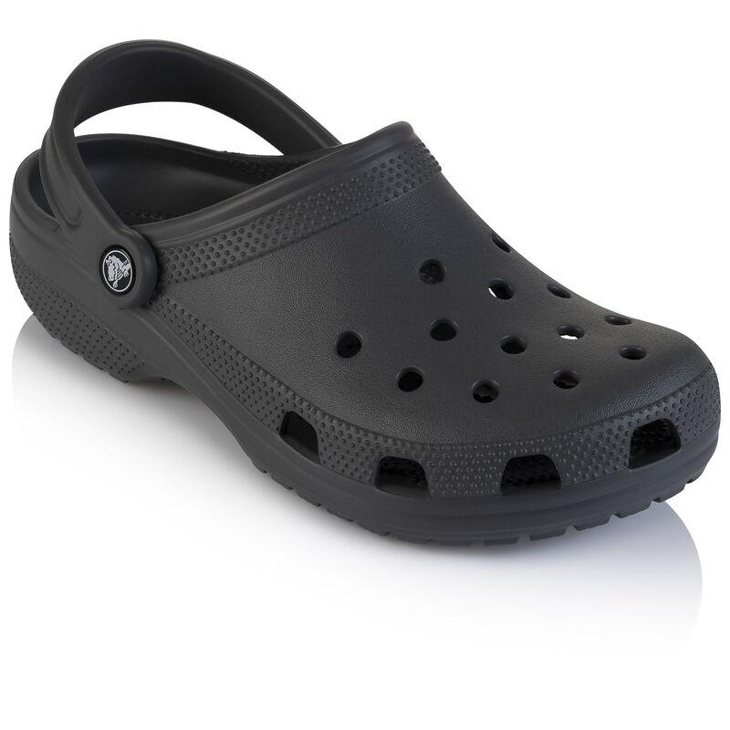 Crocs Men's Classic Sandal -  grey-grey